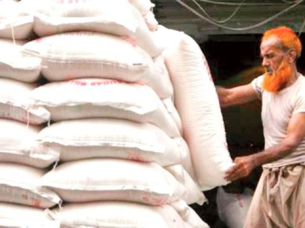 فی الوقت 17 لاکھ میٹرک ٹن گندم موجود ہے جو صوبے کی کھپت سے کافی زیادہ ہے۔ فوٹو: فائل