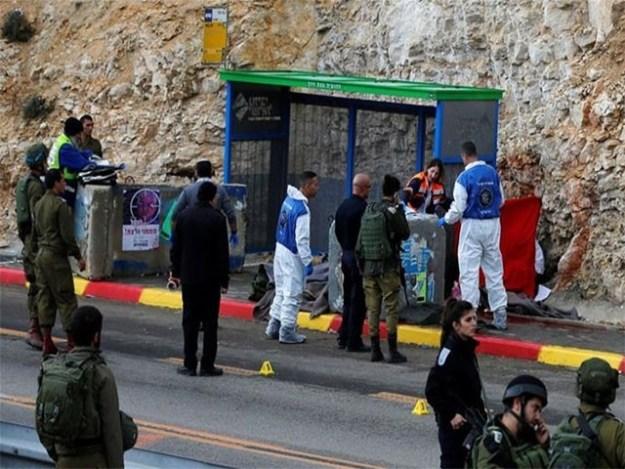 فائرنگ سے متعدد اسرائیلی زخمی بھی ہوئے، فوٹو: رائٹرز