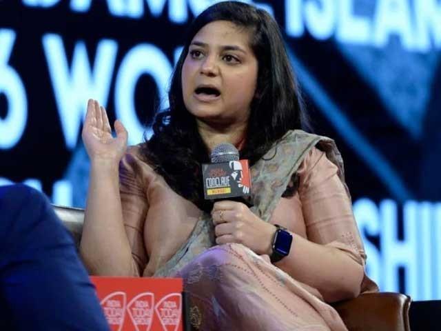 قابض بھارتی فوج نے محبوبہ مفتی کی بیٹی التجا مفتی کو گرفتار کرلیا