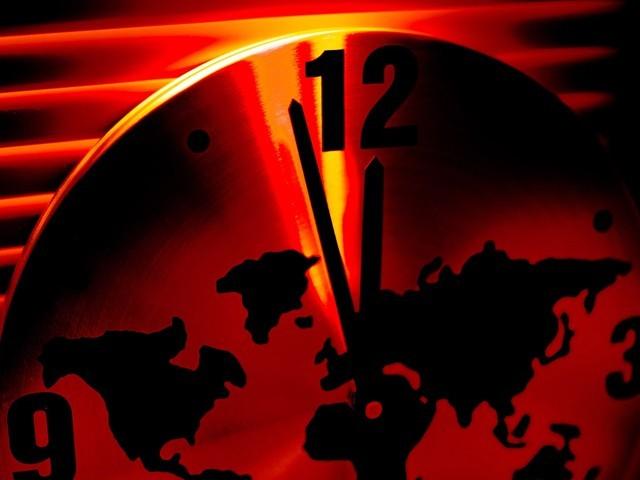 'قیامت کی گھڑی' میں صرف 100 سیکنڈ رہ گئے!
