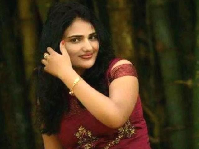 بھارتی گلوکارہ سشمیتا نے خود کشی کرلی