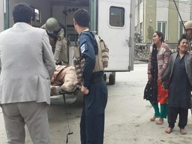 افغانستان میں گوردوارے پر خود کش حملہ، 11 ہلاک اور 10 زخمی