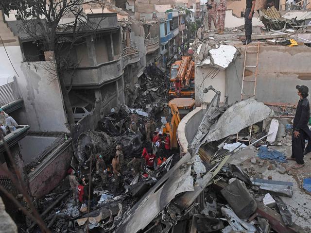پائلٹس کی عالمی تنظیم نے طیارہ حادثے کی تحقیقات کے لئے خدمات پیش کردیں