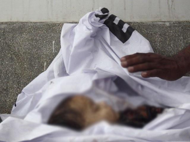 کراچی میں پانی سے بھرے گڑھے میں ڈوب کر 2 کمسن بہن بھائی جاں بحق