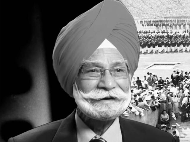 بھارتی ہاکی ٹیم کے سابق کپتان اور ممتازاولپمیئن بلبیرسنگھ انتقال کرگئے