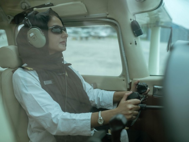 طیاروں سے ماحول دشمن بخارات کوروکنے کے لیے پاکستانی خاتون انجینئر کی اہم ایجاد