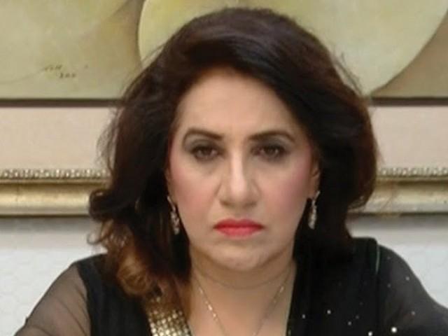 عظمی کاردار کا پی ٹی آئی کی رکنیت ختم کرنے کا فیصلہ چیلنج کرنے کا اعلان