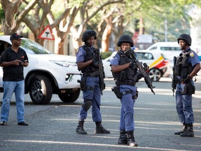 جنوبی افریقا میں چرچ پر حملے میں 5 افراد ہلاک