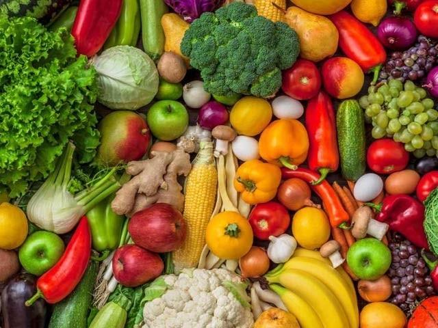 صرف 66 گرام سبزی اور پھل روزانہ کھائیں اور ذیابیطس کو دوربھگائیں