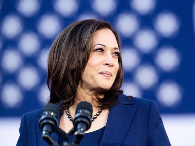امریکی صدارتی امیدوار جو بائیڈن نے سیاہ فام خاتون کو نائب صدر نامزد کردیا