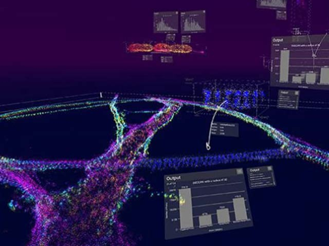 اب پروٹین اور خلیات کے درمیان چہل قدمی کرکے انہیں دیکھنا ممکن