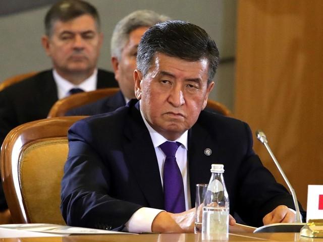 کرغزستان کے صدر الیکشن میں دھاندلی کے الزامات پر مستعفی