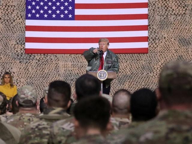 صدر ٹرمپ کا عہدہ چھوڑنے سے قبل افغانستان اور عراق سے امریکی فوجیوں کی واپسی کا اعلان