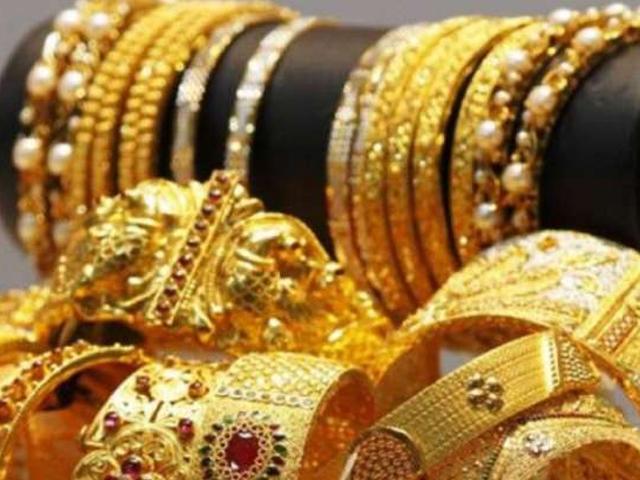 عالمی مارکیٹ میں سستا ہونے کے باوجود پاکستان میں سونے کی قیمت میں اضافہ