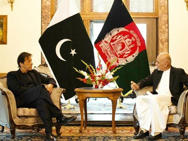 پاکستان امن عمل میں افغانوں کے فیصلوں کا احترام کرے گا، وزیراعظم