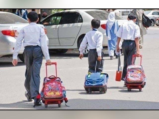 کورونا وبا کے بڑھتے کیسز؛ وفاقی وزارت تعلیم نے صوبوں کونئی تجاویزارسال کردیں
