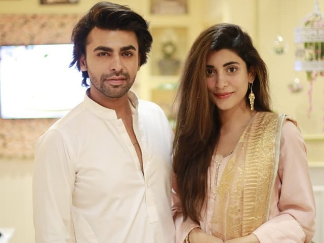 فرحان سعید اور عروہ حسین کا راہیں جدا کرنے کا فیصلہ