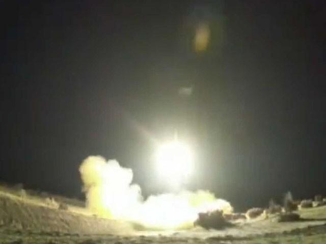 اسرائیل کے شام پر فضائی حملے، جانی نقصان نہیں ہوا