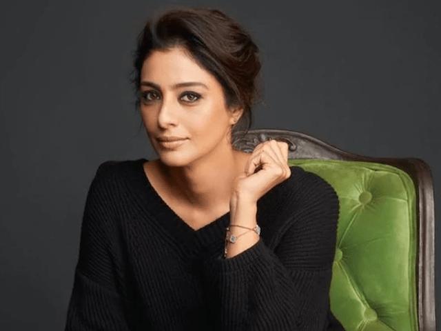 بھارتی اداکارہ تبو کا سوشل میڈیا اکاؤنٹ ہیک ہوگیا