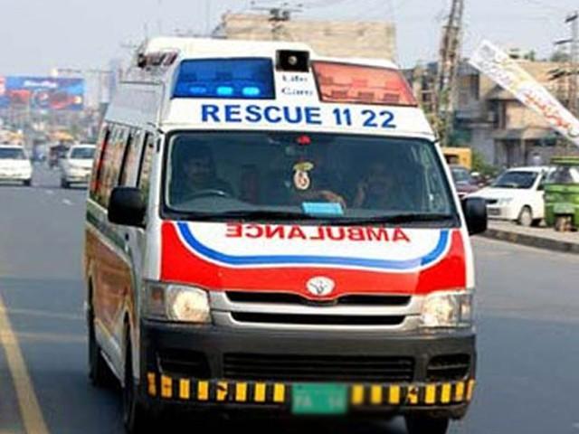 گوجرانوالہ میں ماں 4 بچوں سمیت قتل