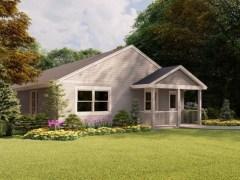 تھری ڈی پرنٹر سے تعمیر دنیا کا سب سے بڑا گھربرائے فروخت