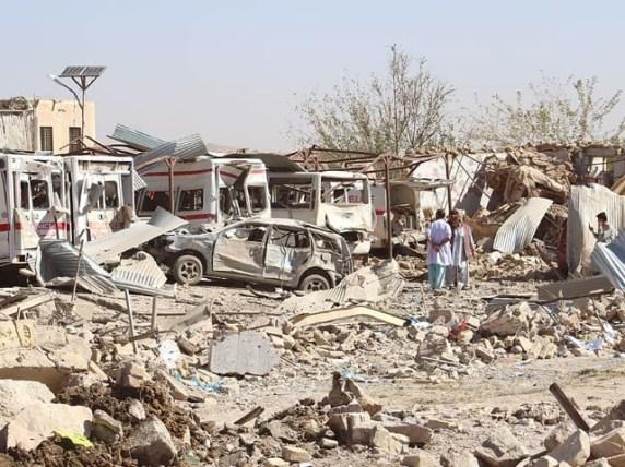 افغان فضائیہ کی بمباری میں 30 جنگجو ہلاک، کابل حکومت کا دعویٰ