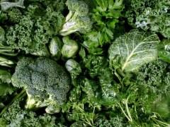 ہرے پتوں والی سبزیاں کھانے سے پٹھے بھی مضبوط ہوتے ہیں، تحقیق