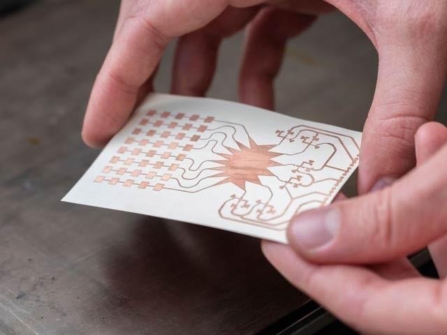 یہ کارڈ فائیو جی نظام سے بجلی بناسکتا ہے