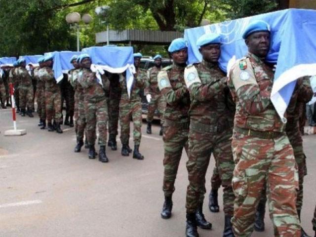 مالی میں اقوام متحدہ کے امن دستوں پر فائرنگ، 4 فوجی اہلکار ہلاک