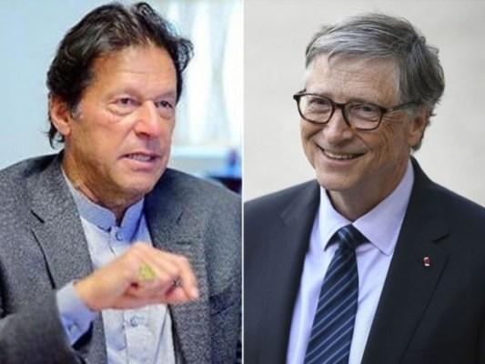 پاکستان موسمیاتی تبدیلی کے خطرات کم کرنے کیلئے بھرپور تعاون کو تیار ہے، عمران خان۔ فوٹو:فائل
