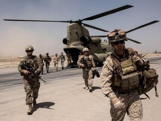 امریک صدر جو بائیڈن نے کہا ہے  کہ گیارہ ستمبر سے افغانستان سے افواج کا انخلا شروع ہوجائے گا۔ فوٹو: فائل