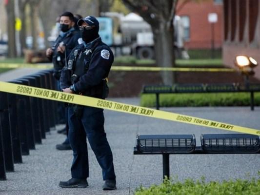 حملہ آور نے فائرنگ کے بعد خود کو بھی گولی مارکر خودکشی کرلی، پولیس۔ فوٹو : فائل