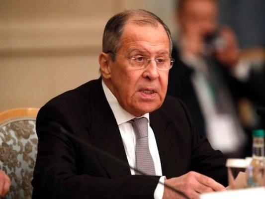 امریکا محازآرائی ترک کرے ورنہ امریکا کے لیے مشکل دور کا آغاز ہوجائے گا، روسی وزیر خارجہ