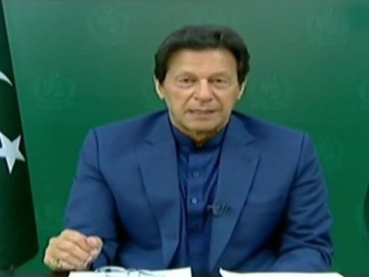 تحریک لبیک پاکستان اور ہمارا مقصد ایک ہی ہے صرف طریقہ کار میں فرق ہے، وزیراعظم - فوٹو: سوشل میڈیا