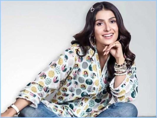 عائزہ خان نے ٹک ٹاک اکاؤنٹ اپنے نام سے نہیں بلکہ گیتی پرنسس کے نام سے بنایا ہے فوٹوفائل