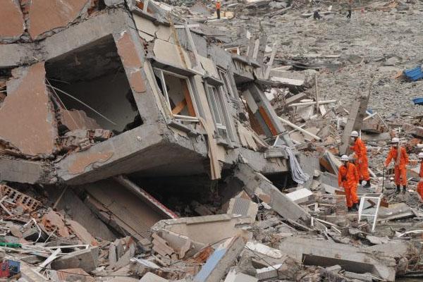China earth quake 3