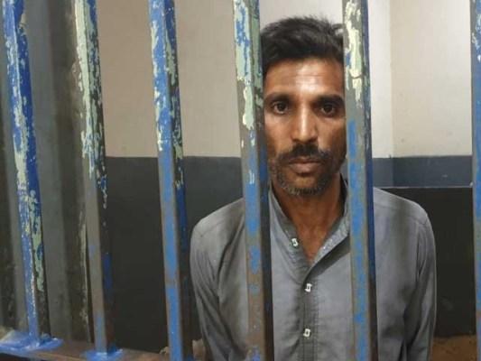 پولیس نے درخواست پر کارروائی کرتے ہوئے ملزم عبدالرشید کو گرفتار کرلیا فوٹو: فائل