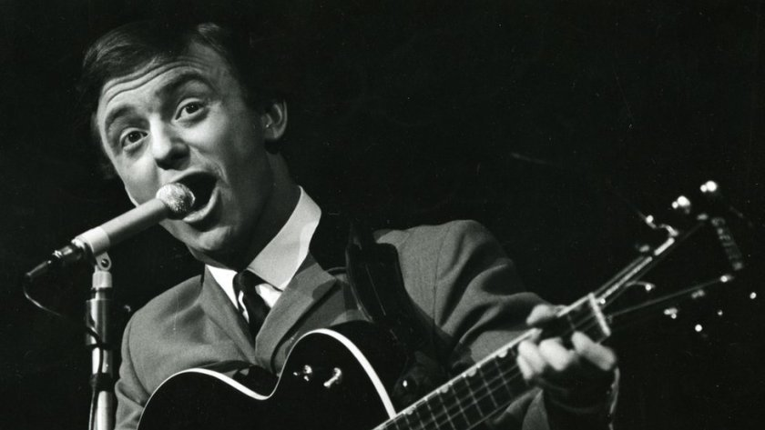 Gerry Marsden, of Gerry and the Pacemakers