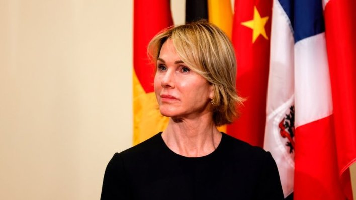 US Ambassador to the United Nations Kelly Craft pictured in New York in August 2020.