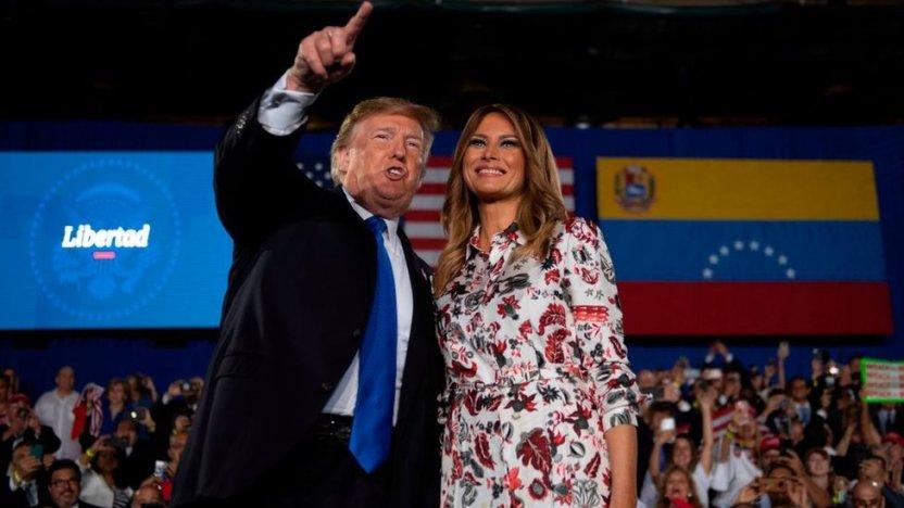 116586310 gettyimages 1125735579 - Trump suspende por 18 meses las deportaciones de venezolanos