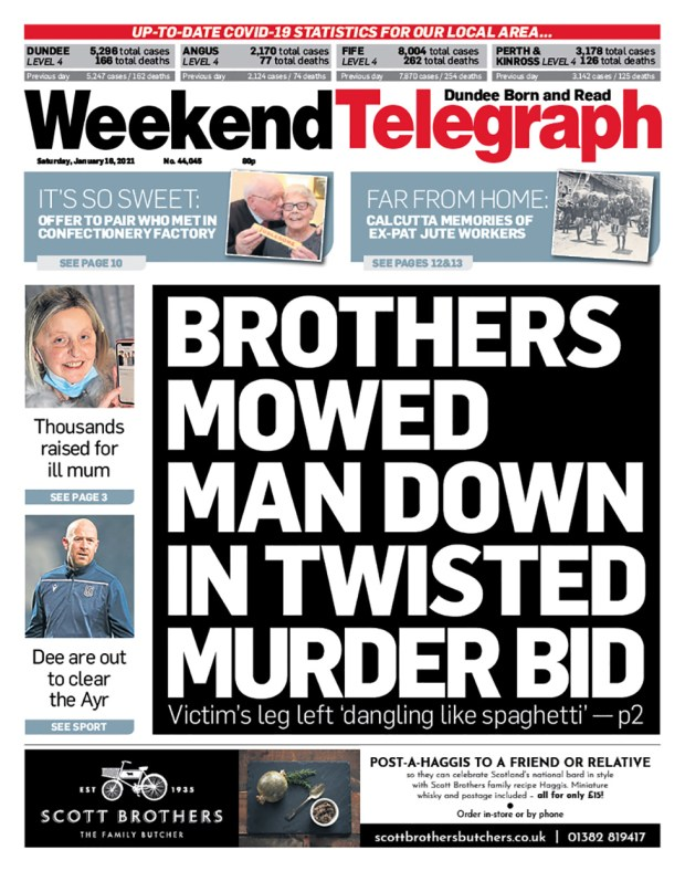 Weekend Telegraph