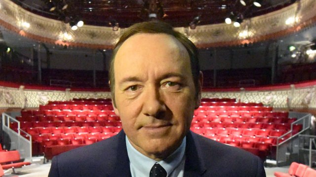 Old Vic reveals 20 Kevin Spacey allegations