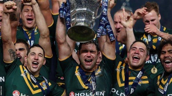 Rugby League World Cup 2021 England chosen as hosts ahead
