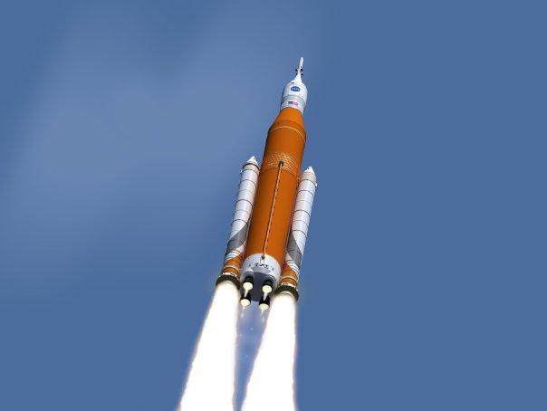 un cohete