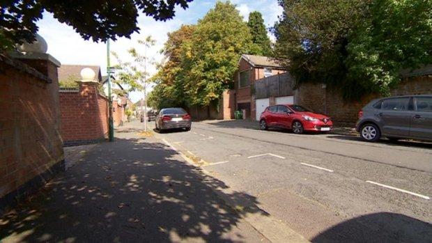 Harlaxton Drive, Lenton, Nottinghamshire