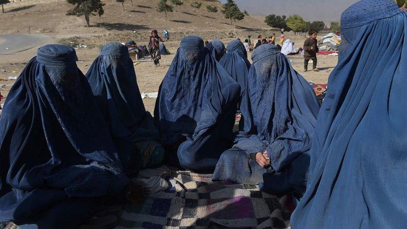 119842866 gettyimages 1234527208 - Cómo surgió el Talibán y otras 5 preguntas clave sobre el grupo islamista que está recuperando territorio en Afganistán