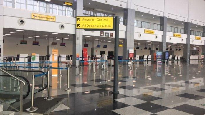 Felix Akinbinu, Airport Manager, PH International Airport