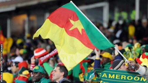 Cameroon flag