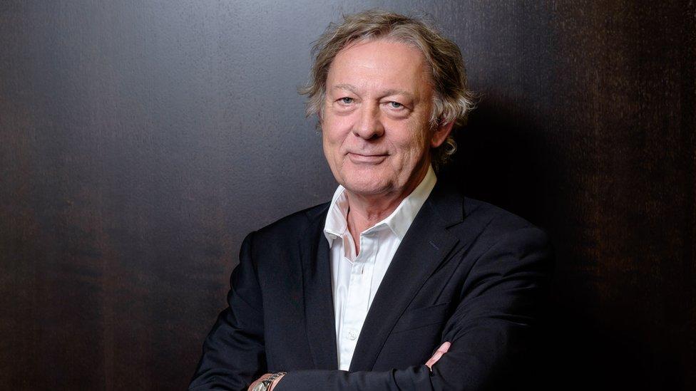 Robert Walters, CEO of Robert Walters PLC
