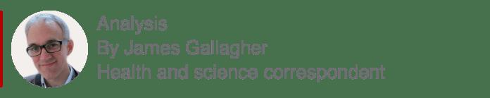 जेम्स गैलाघर, स्वास्थ्य और विज्ञान संवाददाता द्वारा विश्लेषण बॉक्स